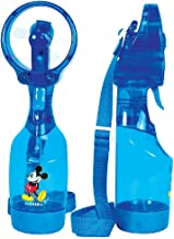 Disney O2COOL Licensed Mickey Mouse Personal Squeeze Breeze Misting Fan