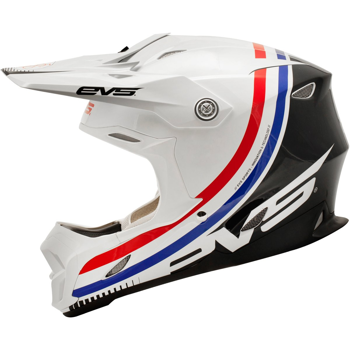 EVS T7 Helmet: The T7 Helmet is a