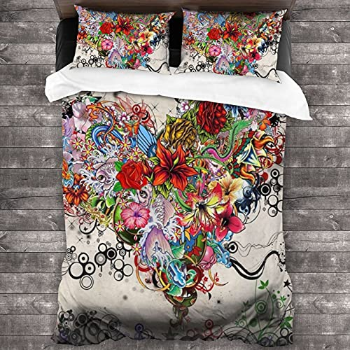 Flower In Fish Chair Cushions, Car Cushions, Interior Decorations. Can Be Used In Any Room-Bedroom, Guest Room, Children's Room, Recreational Vehicle, Vacation