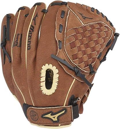 Mizuno Luvas de beisebol PowerClose da série Prospect GPP1100Y3, 28 cm, mão esquerda
