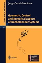Geometric, Control and Numerical Aspects of Nonholonomic Systems
