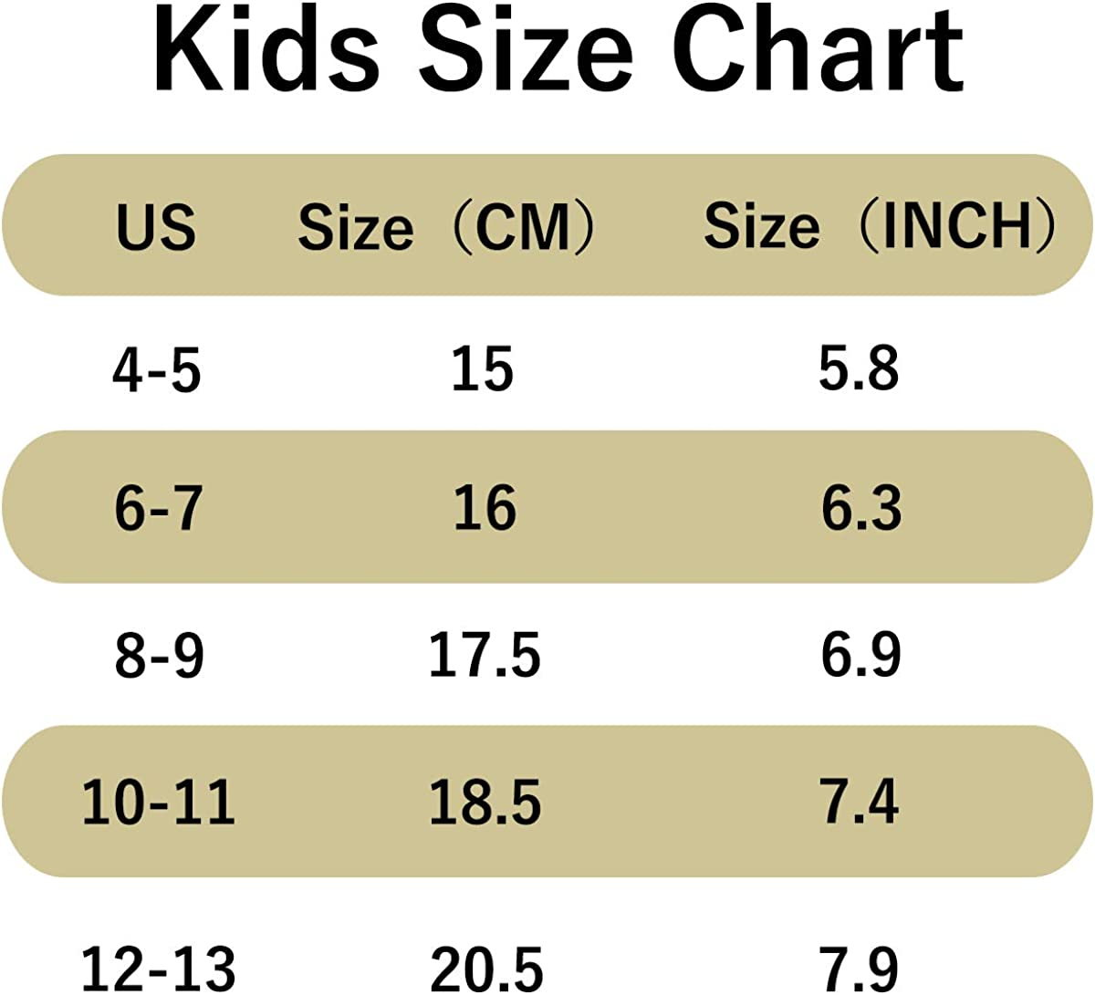 Toandon Toddler Kids Winter Warm Fur Lined Household Shoes
