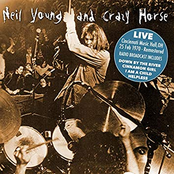 Live At Cleveland Music Hall, OH, Feb 25Th 1970 (Remastered)