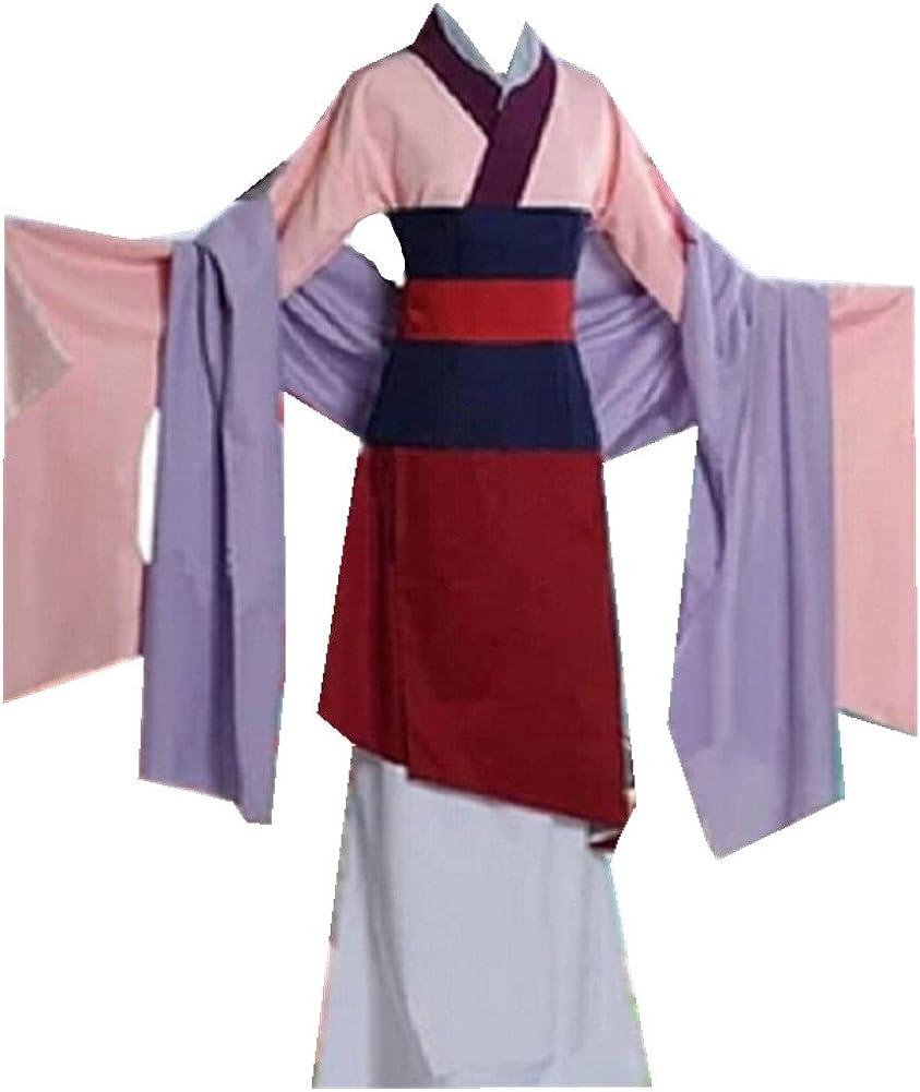 Custom Made Princess Hua MuLan Cosplay Costume Princess Hua Mulan Dress Hua Mulan Costume