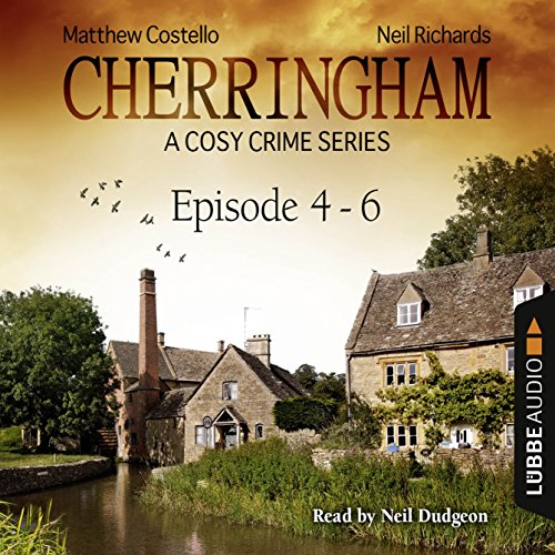 Cherringham - A Cosy Crime Series Compilation (Cherringham 4 - 6) cover art