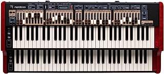 Nord C2D 61-Key Dual Manual Combo Portable Organ