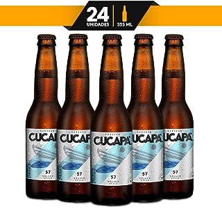 Cerveza artesanal cucapá Kolsch 57 24 botellas de 355ml c/u