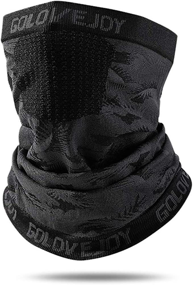 Jwohek Cubierta facial Dragon Ball Cubierta facial Bandana Unisex Microfibra Balaclava Calentador de cuello Polaina de cuello