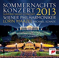 Sommernachtskonzert 2013 / Summer Night Concert 2013 by Wiener Philharmoniker (2013-07-30)