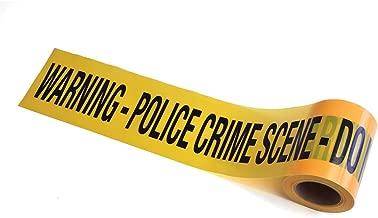 Bristol Novelty - Ruban CRIME