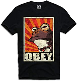 Hypnotoad Futurama Funny T Shirt NEW WITH TAGS