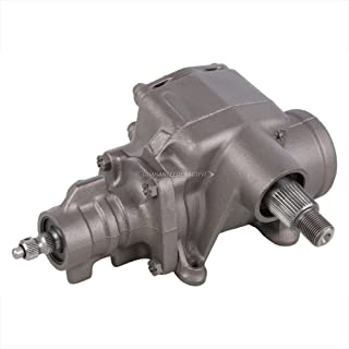 Power Steering Gear Box Gearbox For Ford F250 F350 Super Duty Excursion E-250 E-350 - BuyAutoParts 82-00427R Remanufactured