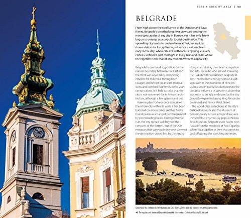 DK Eyewitness Serbia (Travel Guide) - 61gVgrRzGwL