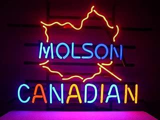 Molson Canadian Beer Neon Sign 20
