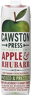 (2 Pack) - Cawston Press - Apple & Rhubarb Juice | 1000ml | 2 Pack Bundle