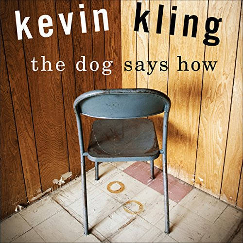 The Dog Says How audiobook cover art