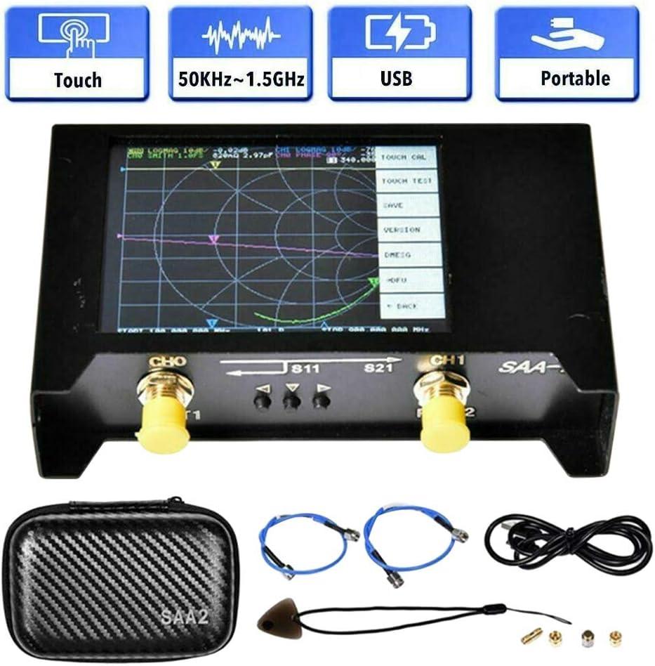 Wavel Vector Network Analyzer, HF UHF Digital Display ...