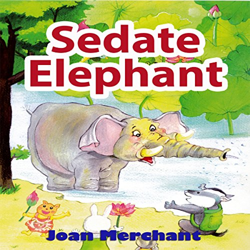 Sedate Elephant audiobook cover art
