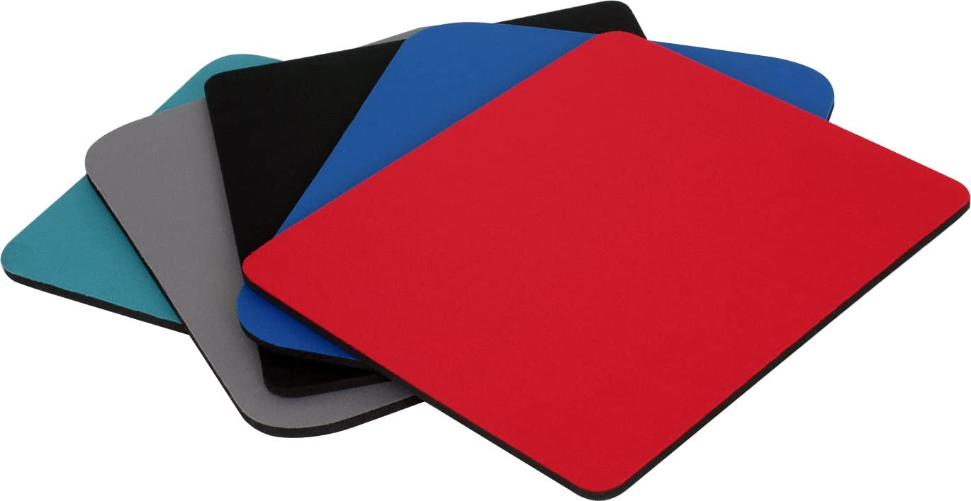 Manhattan Mouse Pad–Mouse Luxury goods Raleigh Mall Red Pad