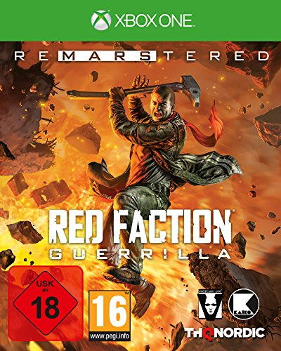 Red Faction Guerrilla Re-Mars-tered - Xbox One [Edizione: Germania]