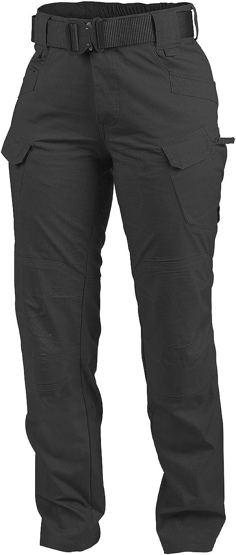 Helikon Women's UTP Trousers Black Polycotton Ripstop