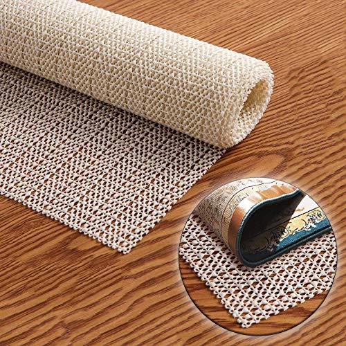 Alfombra antideslizante multiusos Rug Grippers antideslizante para alfombras, cajones, antideslizante, antideslizante (180 cm x 200 cm)