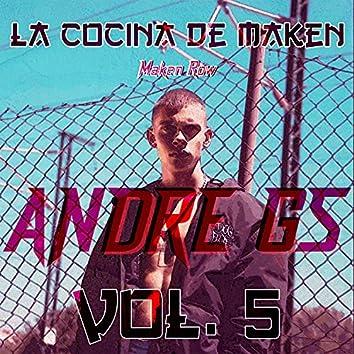 André GS: La Cocina de Maken (Vol.5)