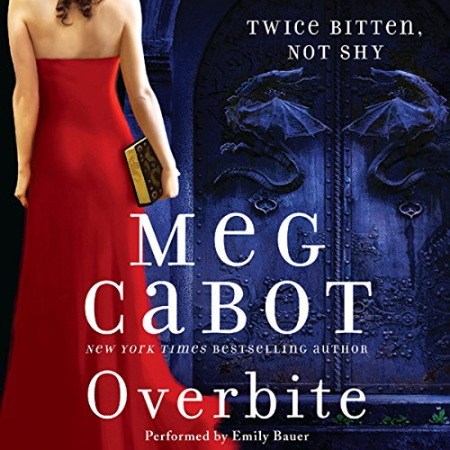 Overbite audiobook cover art