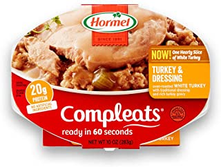 Hormel Compleats Turkey & Dressing, 10 Ounce