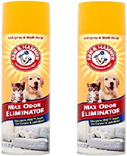 Arm & Hammer Max Odor Eliminator Vacuum Free Foam for Carpet and Upholstery, 15 oz by Arm & Hammer (2)
