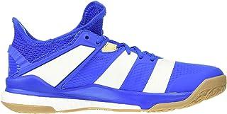 adidas Hombres Stabil X Voleibol Zapatillas Zapatos Casual - Negro