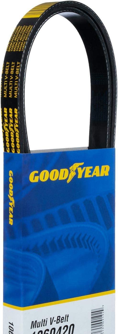 Goodyear Belts 1060450 Surprise price Serpentine 6-Rib Length Belt 45