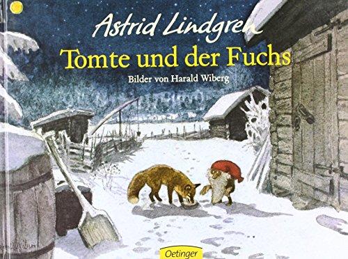 Tomte und der Fuchs von Astrid Lindgren (1. August 1966) Gebundene Ausgabe
