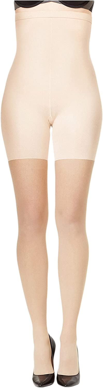 Spanx High-Waisted Sheer S3 d