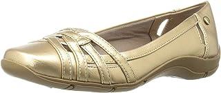 حذاء مسطح للنساء من لايف سترايد, (Soft Gold), 5