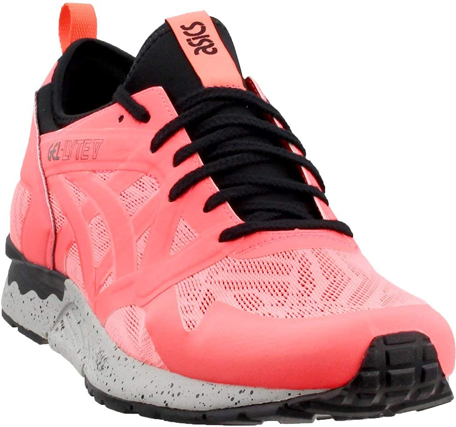 ASICS Tiger Men's Gel-Lyte V NS Flash Coral Flash Coral 7.5 D US