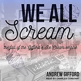 We All Scream audiobook cover art