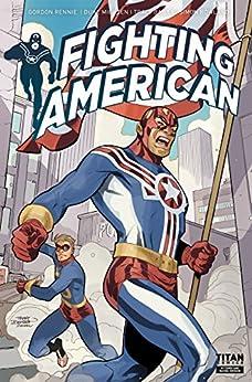 Fighting American #1 by [Gordon Rennie, Terry Dodson, Rachel Dodson, Duke Mighten]