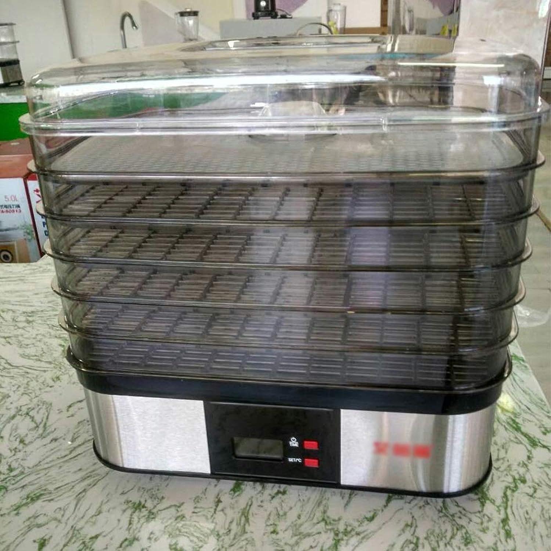el mas de moda YONG FEI Secador Secador Secador de alimentos  plástico de grado alimenticio, versátil, secado en 360 °, 5 capas, deshidratador de alimentos para el hogar, adecuado para el hogar, cocina, sala de estar, dormitorio, d  tiendas minoristas