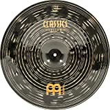Meinl 18' China Cymbal - Classics Custom Dark - Made in Germany, 2-YEAR WARRANTY (CC18DACH)