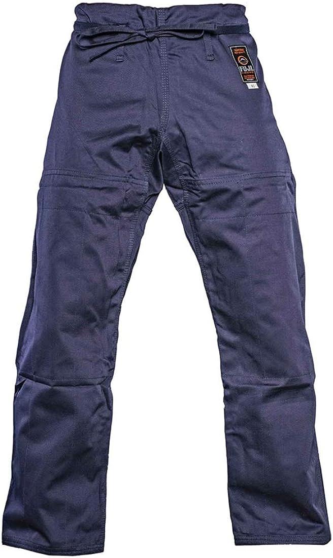 FUJI Max 71% OFF BJJ Gi NEW before selling ☆ Pants Cotton Jiu-Jitsu Drawstrings with Flat