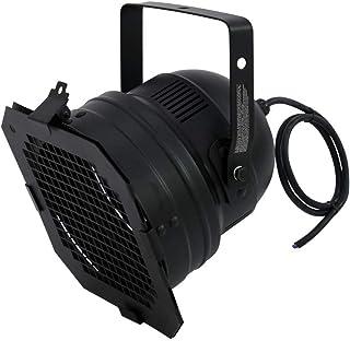 Eurolite 42000800 PAR-56 Korte spot licht met kabel zwart