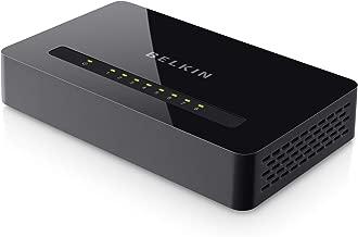 Belkin 8-Port 10/100 Network Switch (E4G0800)