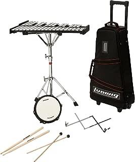 Ludwig M651R Educational Bell Kit w/Rolling Bag