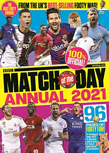 Match of the Day Annual 2021: (Annuals 2021)の詳細を見る