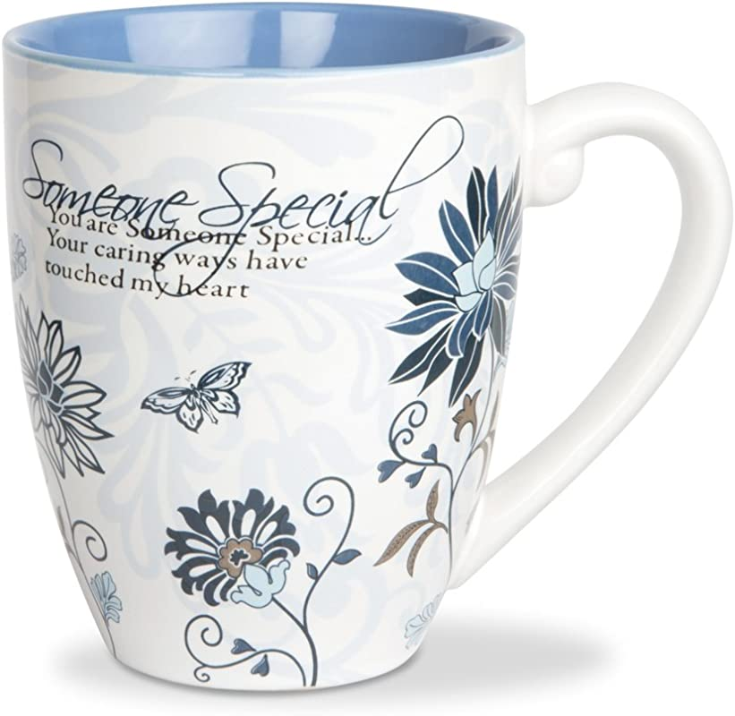 Pavilion Mark My Words Someone Special Mug 20 Ounce 4 3 4 Inch