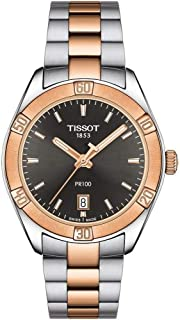 Tissot Stainless Steel Silver Watch For Women - T101.910.22.061