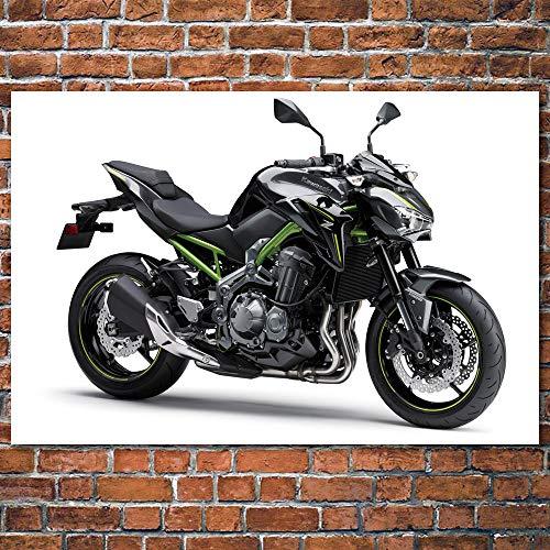 Moto Muscular Puzzle Adulto 1000 Piezas Rompecabezas Educativo Rompecabezas de Madera decoración Moderna del hogar 50x75cm