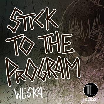 Stick To The Program EP