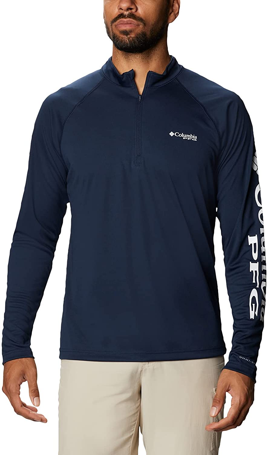 Columbia Men's Terminal Tackle 4 1 Zip New Shipping Sales for sale Free